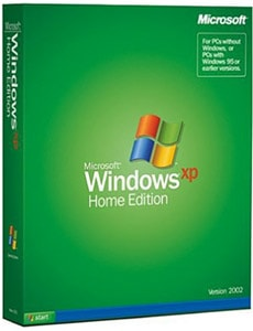 Скачать Windows XP Home Edition SP3 (x32)